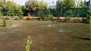 Автоматические системы полива в Днепропетровске(Компания