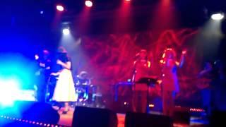 Jamala - Thank You (live @Atlas club 03/12/2014)