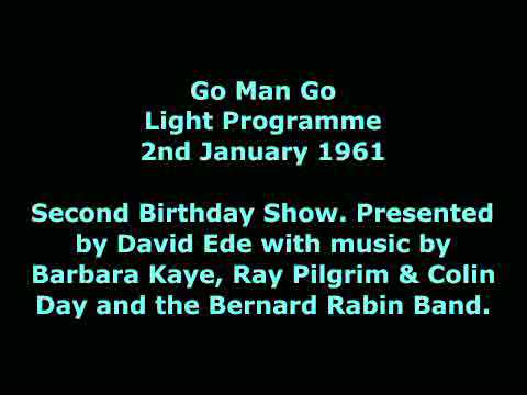 Go Man Go, 2nd birthday show, 2nd Jan 1961