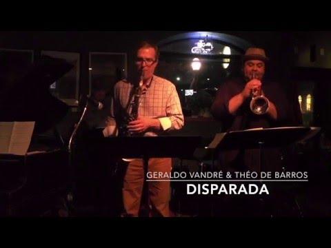 Disparada (Geraldo Vandre & Theo de Barros) - Marcelo Boccato Quintet