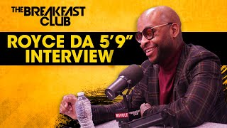 "Royce Da 5'9"" Talks Cultural Consciousness, Sobriety & More On New Album 'The Allegory'"