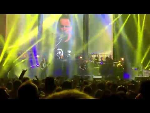 Volbeat ft. Johan Olsen(Magtens Korridorer) Garden's tale - Live @ Forum Copenhagen Denmark 20161027