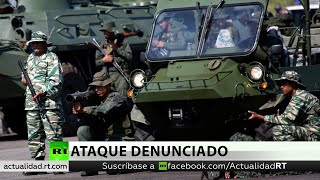 Caracas denuncia asalto de una unidad militar fronteriza al sur de Venezuela