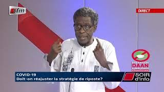 SOIR D'INFO - Français - Invité : Pr Cheikh Ibrahima Niang