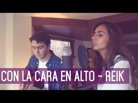 Reik - Con La Cara En Alto | Cover |  Camila Posada