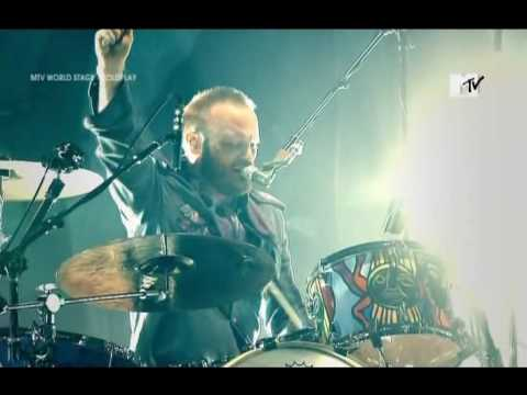 Coldplay - Violet Hill (Live Tokyo 2009) (High Quality video) (HQ)