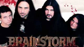 Watch Brainstorm Tear Down The Walls video