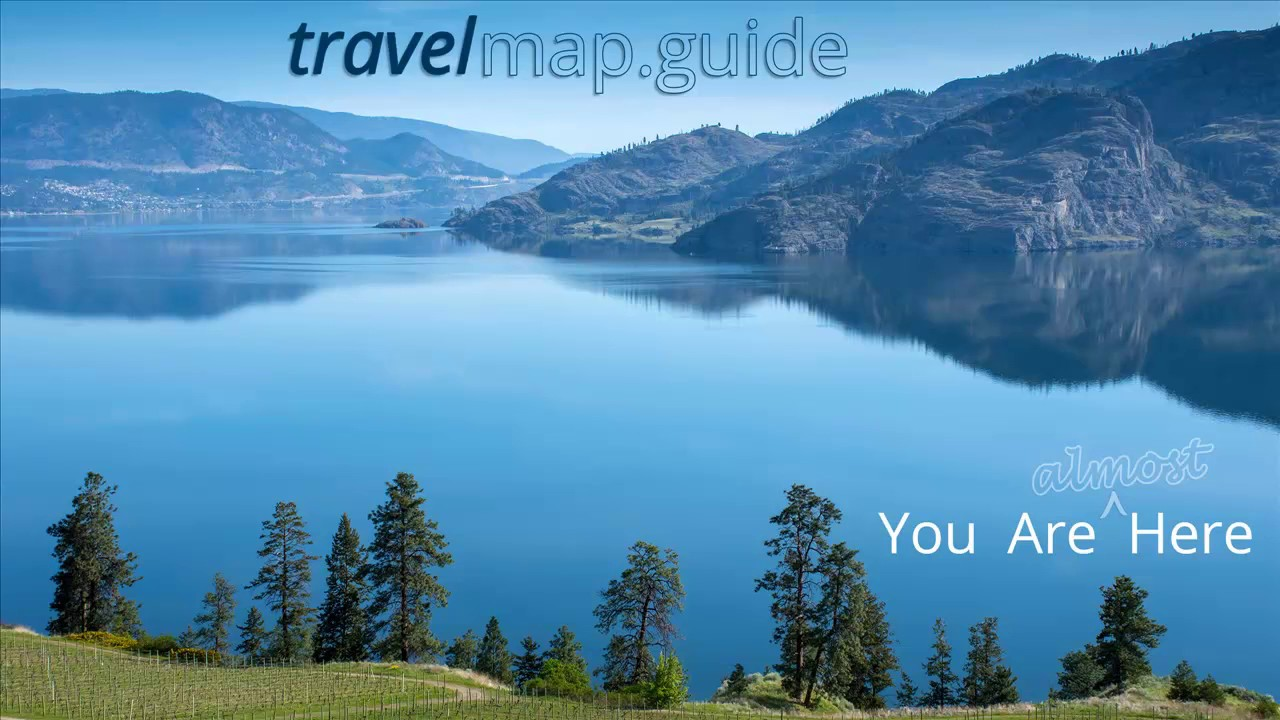 Summerland BC | Travel Map Guide