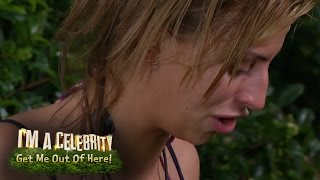 Ferne McCann Breaks Down Before Her Bushtucker Trial  | I'm A Celebrity... Get Me Out Of Here!