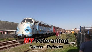 Film om MY veterantog (Turen til VLTJ)