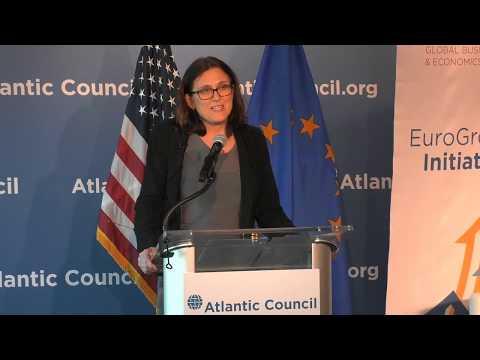 Trade Trends 2019, with European Commissioner for Trade Cecilia Malmström