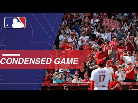 Condensed Game: OAK@LAA - 4/8/18
