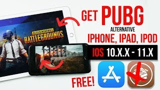 Get PUBG for iPhone, iPad & iPod alternative No Jailbreak! AppStore & Android Links