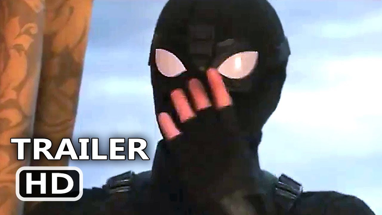 Download SPIDER MAN FAR FROM HOME Trailer # 4 (NEW 2019) Marvel Movie HD
