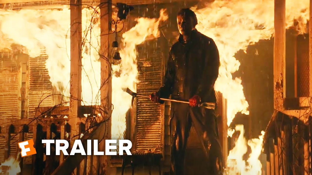 Download Halloween Kills Final Trailer (2021) | Movieclips Trailers