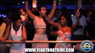 MACHEL MONTANO - FLOAT BOAT RIDE NYC - W/ PATRICE ROBERTS & FARMER NAPPY LIVE