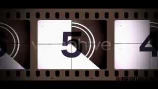 Running Film Strip With Sound