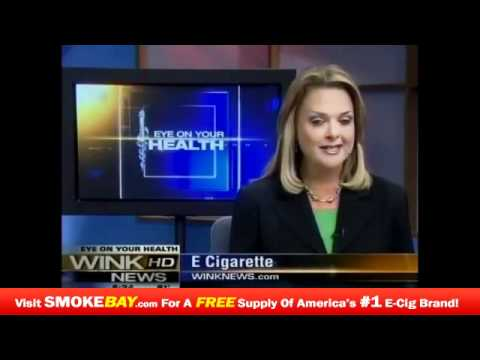BREAKING NEWS! Electronic Cigarettes or ECigs Are Saving The World Of Smoking!