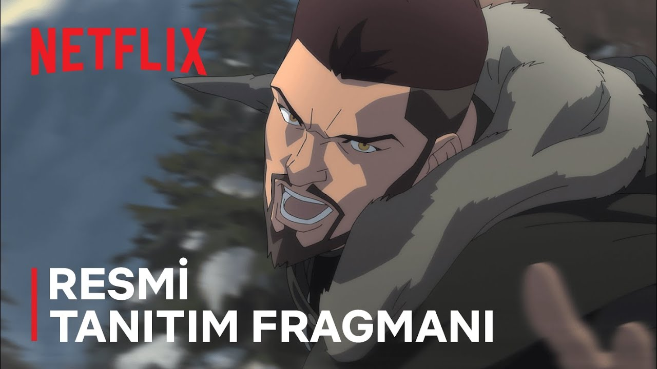 The Witcher: Nightmare of the Wolf | Resmi Tanıtım Fragmanı | Netflix