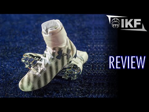 UNDER ARMOUR C1N Football Cleat Review - Ep. 313