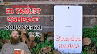 Sony Xperia Z3 Tablet Compact LTE Review (SGP621) Thumbnail