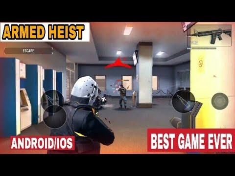 Armed Heist apk android, pc et ios