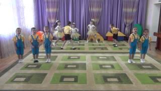 «Детский сад» (музыка К. Костина, слова Т. Керстена, К. Костина). Фестиваль детского творчества mp3