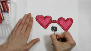 How to Draw a Puppy - Valentine