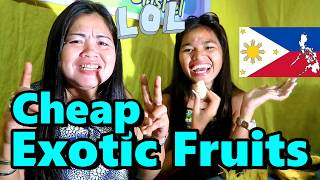 Philippines Cheapest Market | Fruits in Mindanao