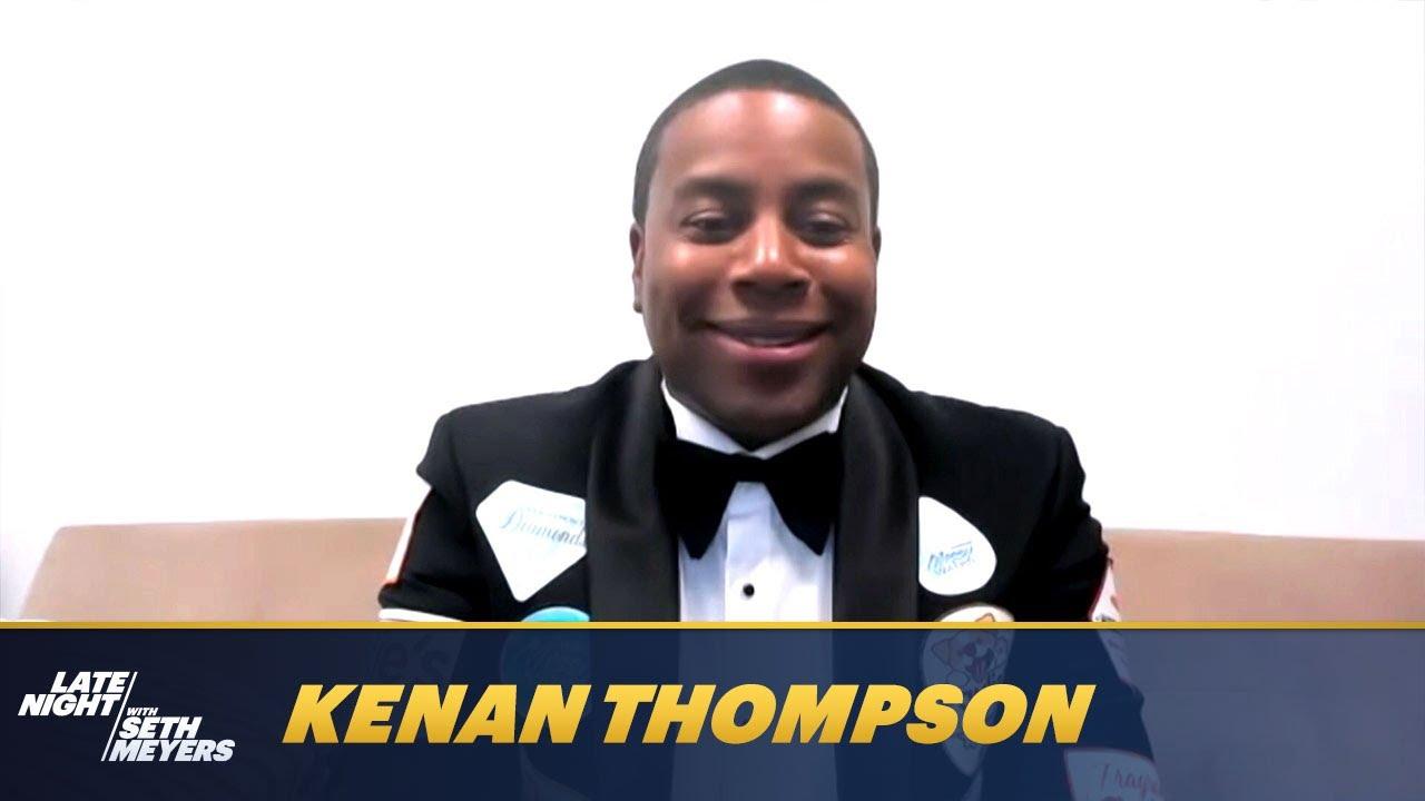 Kenan Thompson Gushes About His Kenan Co-Star Don Johnson