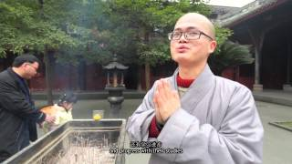 Chengdu, What to do? You MUST visit Wenshuyuan Temple! | Epic Buddhist Temple