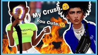 Imvu I Text My Crush For The First Time(Got Played).😒