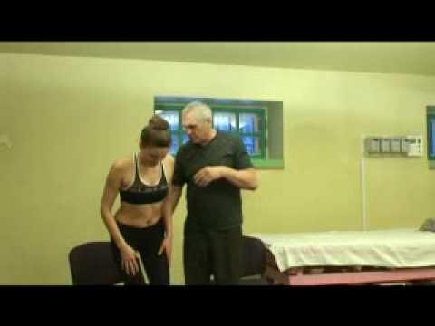 Упражнения при артрозе плечевых суставов - YouTube