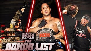 Homicide's 10 Most Notorious Moments in Ring of Honor! ROH The Honor List