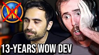 "Asmongold Reacts to ""Why I Left Blizzard After 13 Years"""