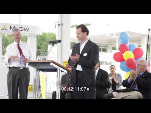 New LNG Station Grand Opening