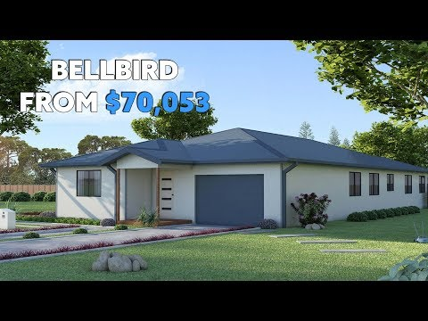 Wholesale Homes and Sheds Kit Home Designs – Bellbird