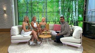 Timoteij om utlandsdrömmar - Nyhetsmorgon (TV4)