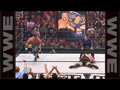 WWE Guide to U.S. (Title) History: John Cena vs. Big Show