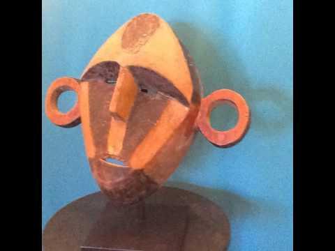 Lavan Galleries African Masterpiece Boa Mask