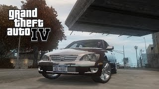 GTA IV Mods: Crime City #8 (German) (HD) - Geldtranspoter + Ich = Crash :p