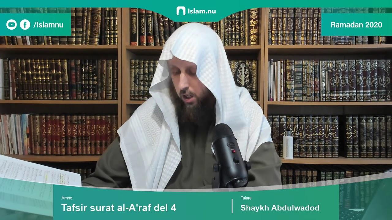 Tafsir surat al-A'raf del 4