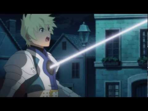Tales of Vesperia - Movie 12 - The End of the Adephagos [HD]