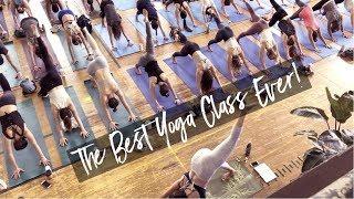 170 Beautiful Women Doing Yoga   Daily Vlog