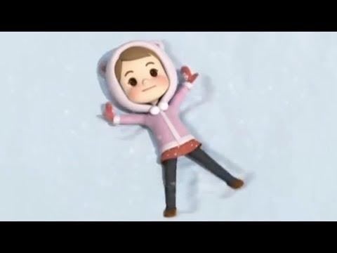Робокар Поли - Правила дорожного движения (серия 19) - Правила безопасности в снежный день