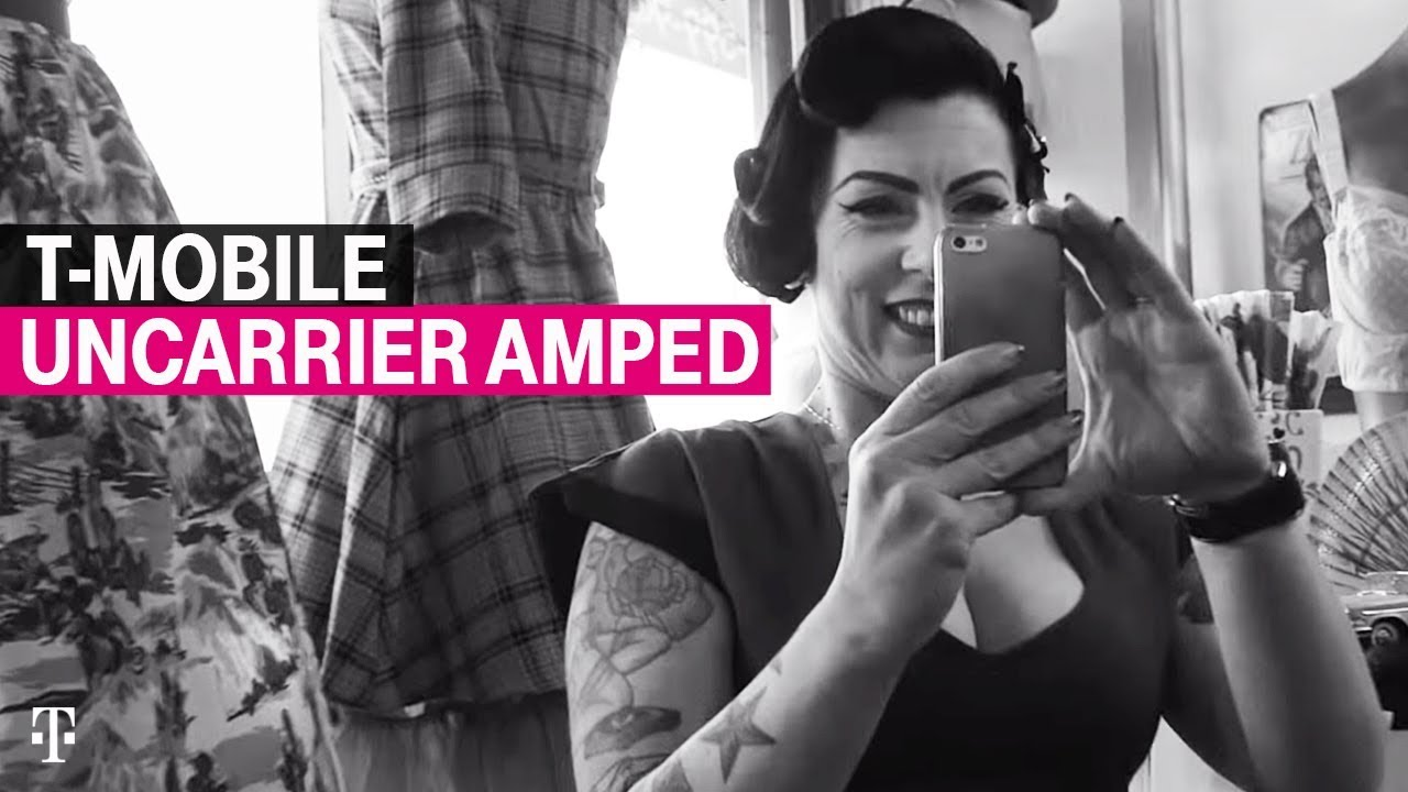 T-Mobile Presents Un-carrier Amped | Teaser Trailer - YouTube