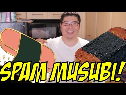 How To Make a Spam Musubi!