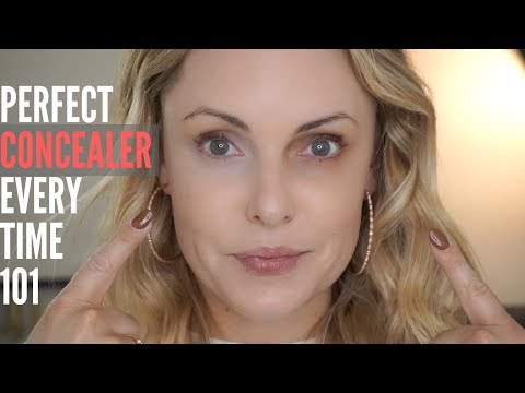 THIS IS WHY YOUR UNDER EYES LOOK DRY AND CAKEY || Concealer 101 thumbnail