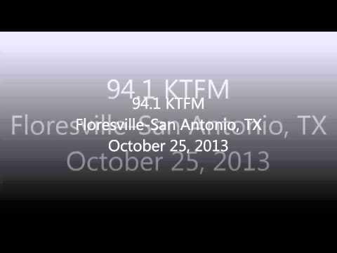 Aircheck - 94.1 KTFM Floresville-San Antonio, TX October 25, 2013 Mp3