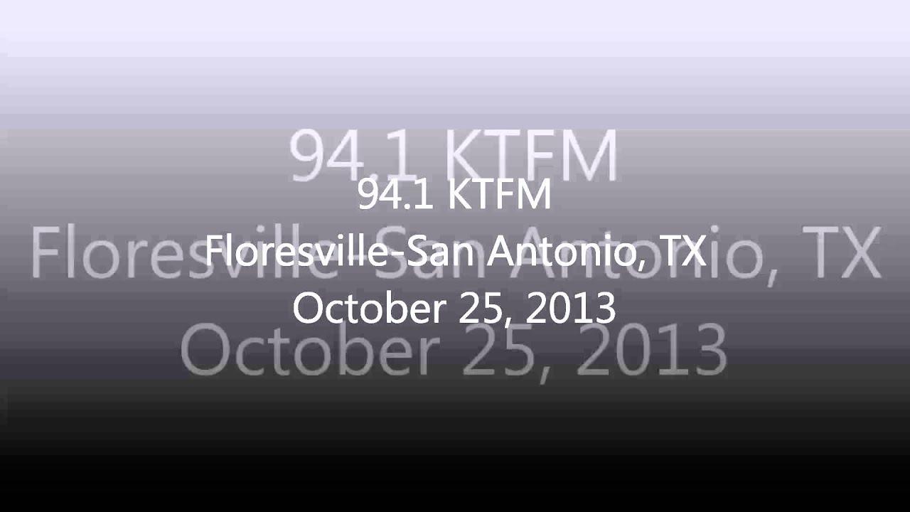 Aircheck 94 1 Ktfm Floresville San Antonio Tx October